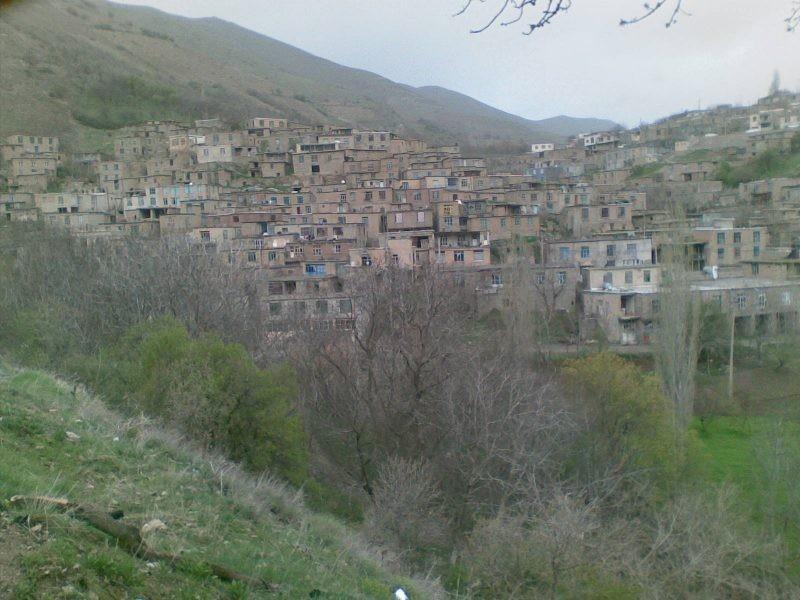 روستای چشمیدر