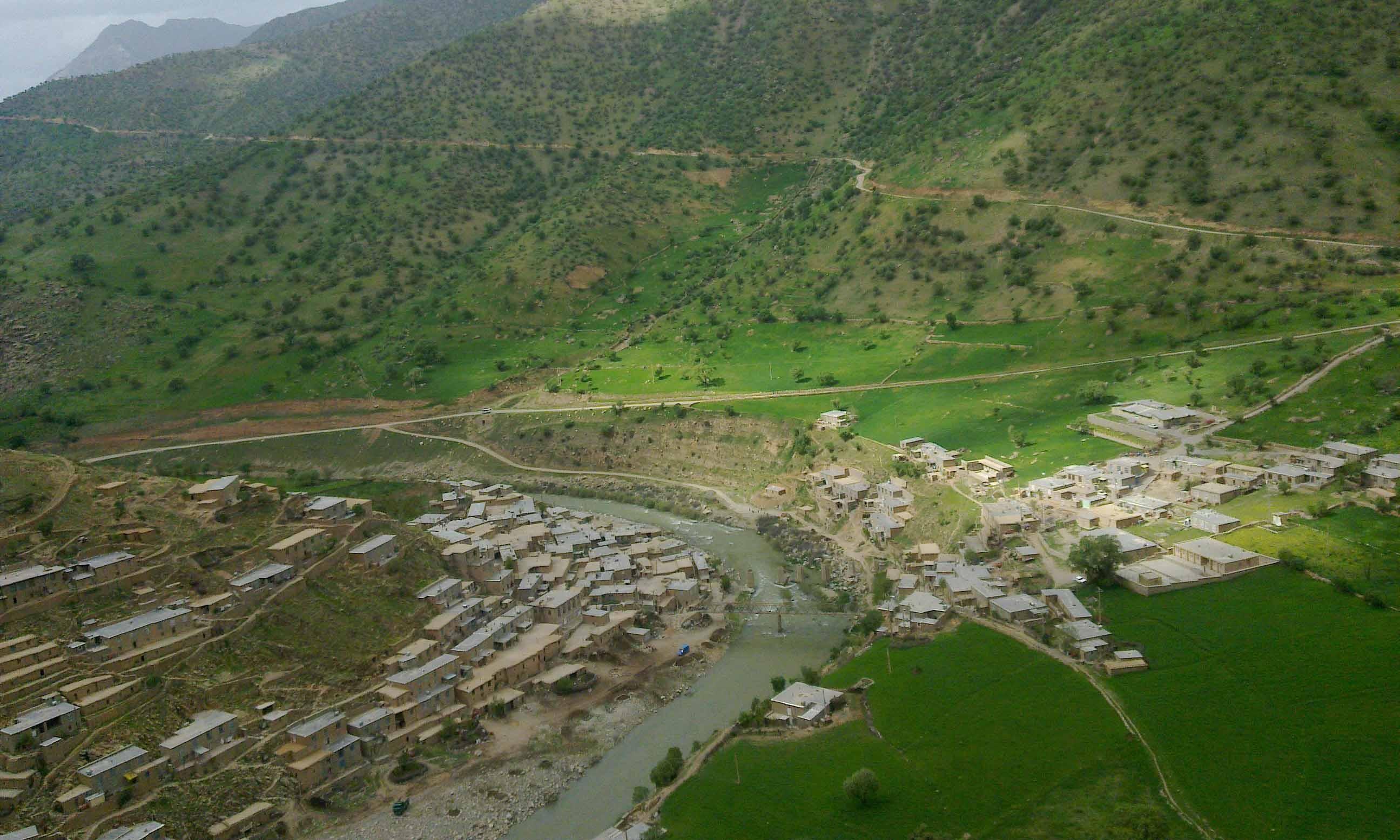 روستای دلمرز