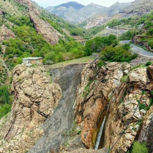آبشار سروزنه