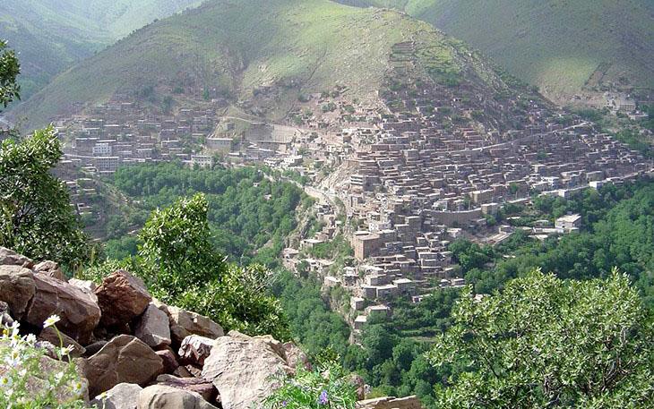 روستای هانه گرمله
