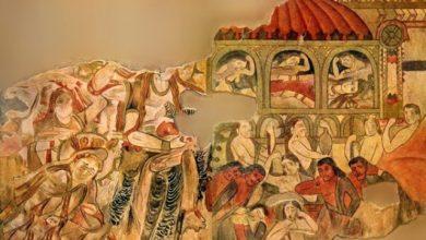 آیین سوگواری در میان مردمان هورامان باستان