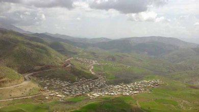 روستای منصورآقايی