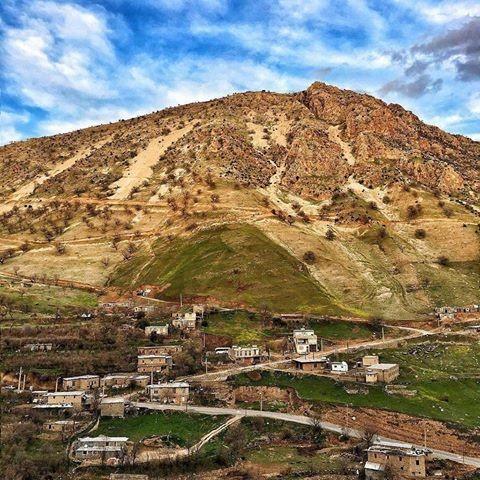 روستای نیسانه