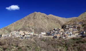 شهر نوسود در شمال غربی پاو