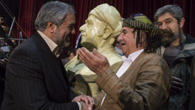آیین تجلیل از عثمان هورامی