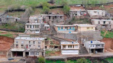 روستای ساتیاریدر ۲۵ کیلومتری شهر پاوه