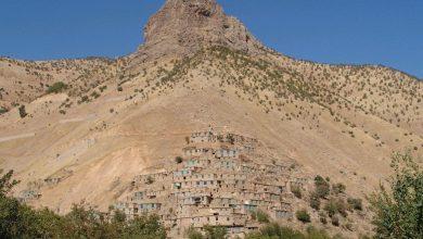 «سلین»، روستایی در مهمترین مسیر طبیعتگردی اورامانات