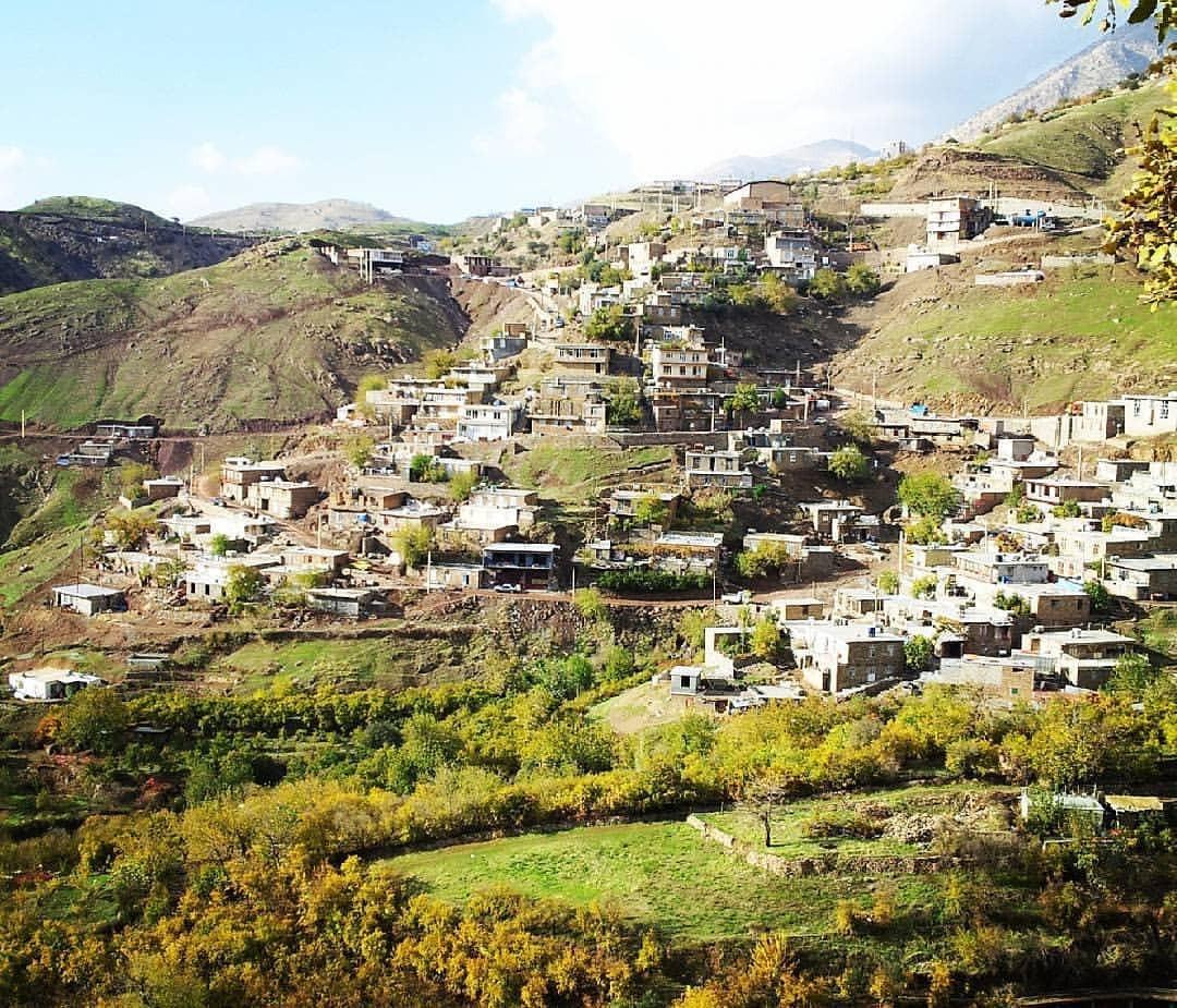روستای تشار