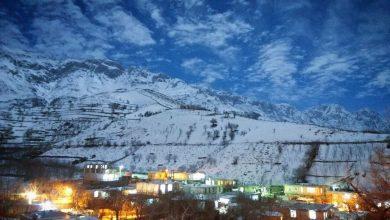 روستای تازه ابادسریاس از دریچه لنز پرویز رستمی