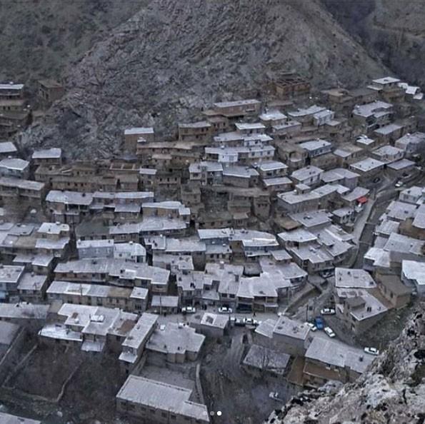 روستای توریور
