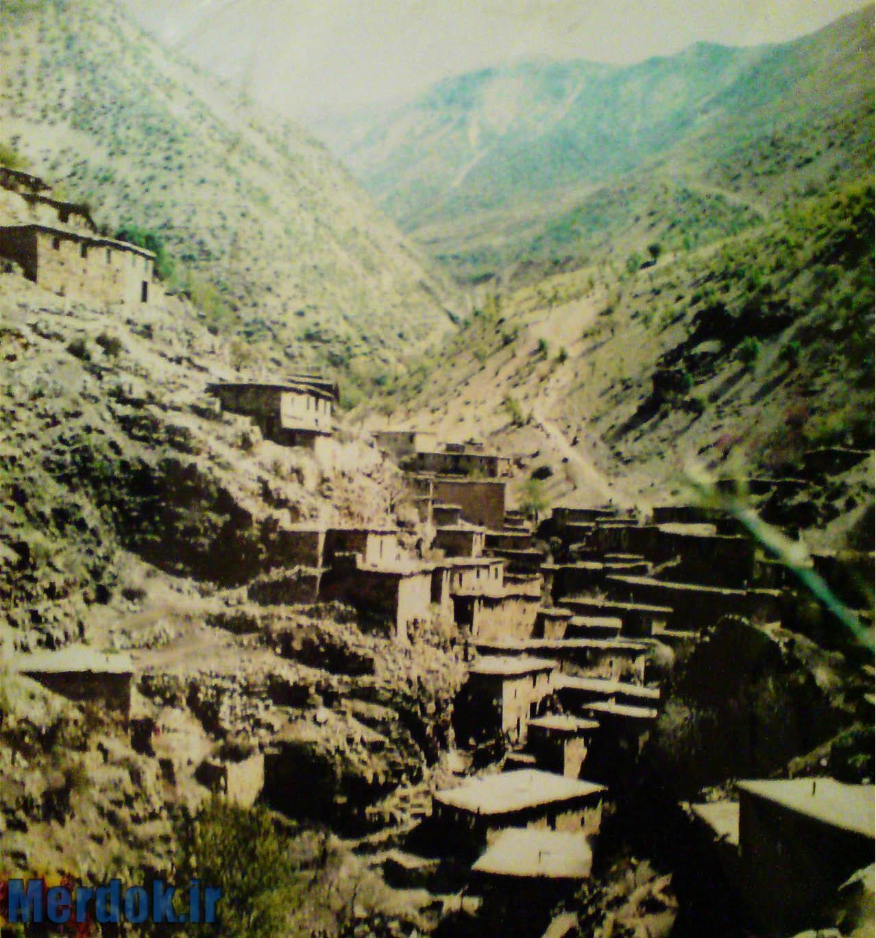 روستای بلم زان (بله بزان)