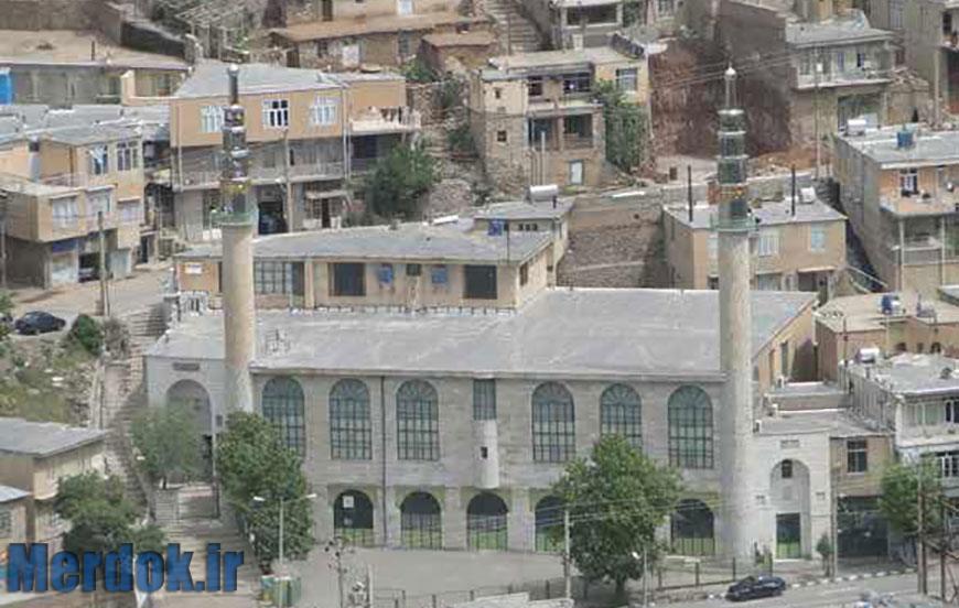 مسجد جامع پاوه