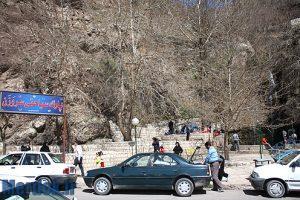پارک سیاحتی سر وزن در نوسود1390