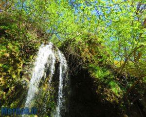 آبشار پارک نوسود