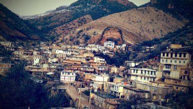 روستای ساتیاری - بهمن 1393