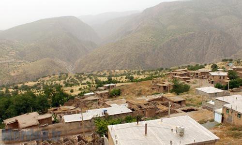 روستای تفين