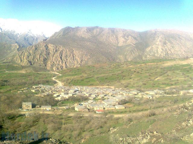 روستای ژریژه