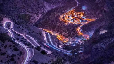 روستای بلبر - عکس از آرمان صالحی