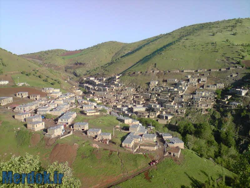 روستای دژن