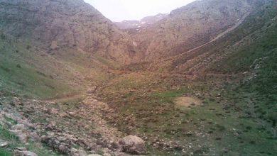 کوه دربند ( دروند ) در پاوه