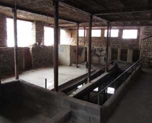 حوضخانه قدیمی خانقاه