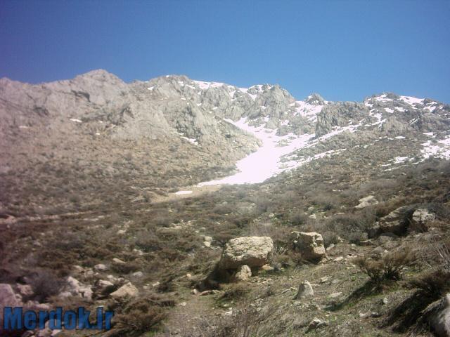 کوه شاهو - فروردین 84