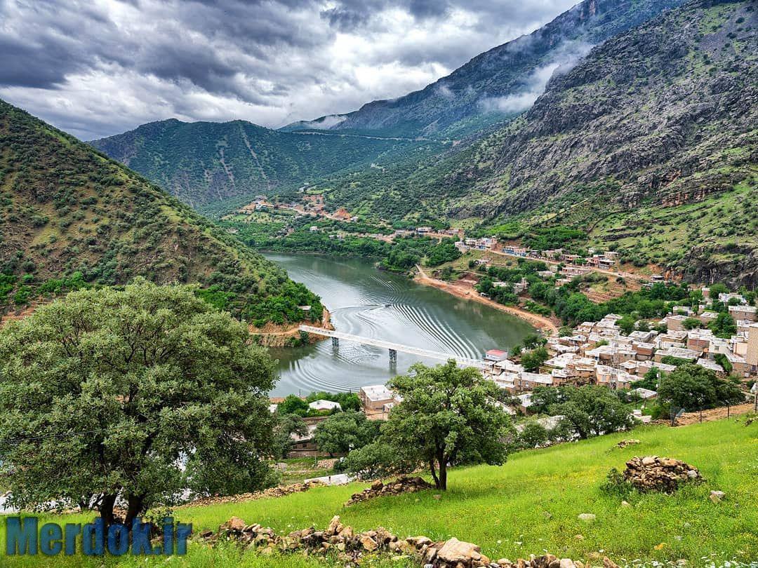 رودخانه سيروان