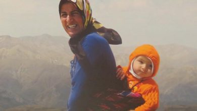 زنان ههوارنشین - عکاس احمد علی رمایی