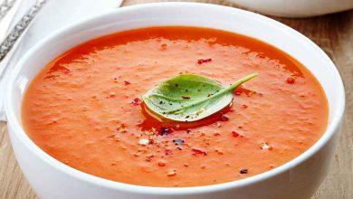 طرز تهیه آش گوجه فرنگی ( ته ما ته ی نه )