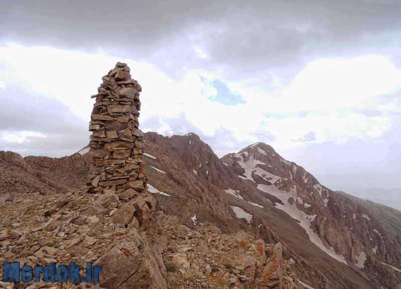 قله زاولی 3215 متر