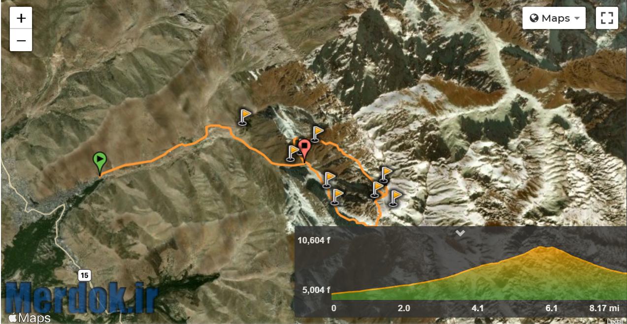 قله زاولی