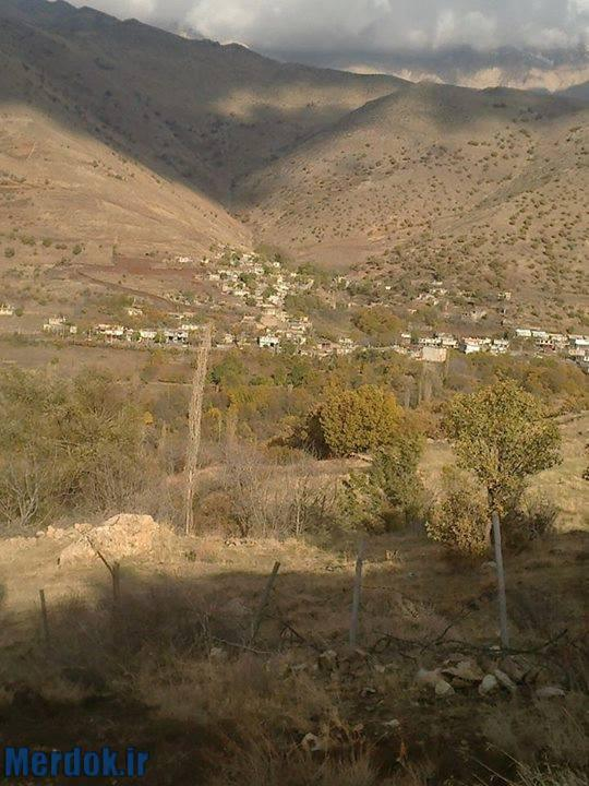 روستای دره بیان عکس توسط کاک ماکوان