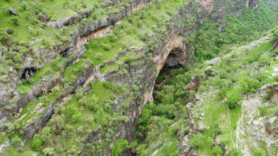 """دره """"مره سان"""" در روستای دودان"""