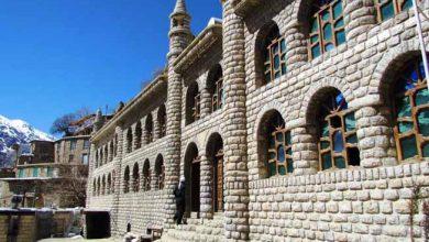 مسجد هورامانتخت / عکس : صباح ولدبیگی