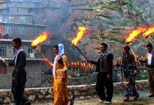 کردستان و آتش نوروز