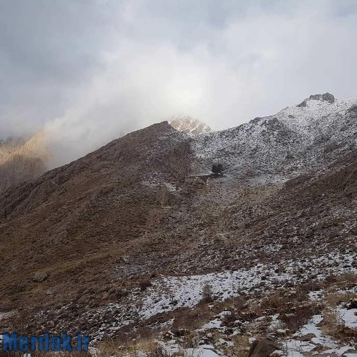 قله زاز - عکس از فارز مرادی