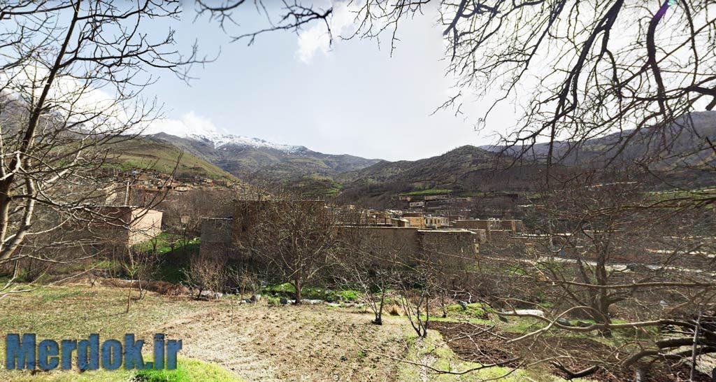روستای گوشخانی