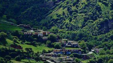 روستای ترخان آباد - عکس از حمزه دادگستر