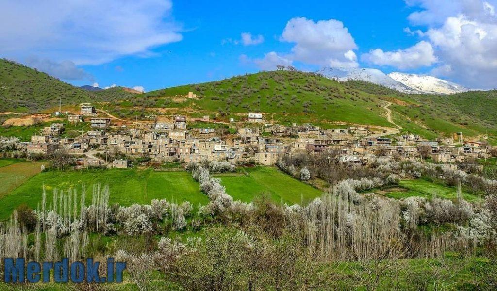 روستای ذکریان - عکس از حمزه دادگستر
