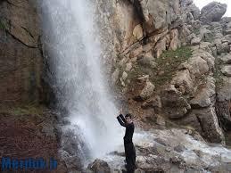 آبشار قلوازه