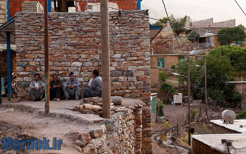 بیکاری در اورامانات کردستان