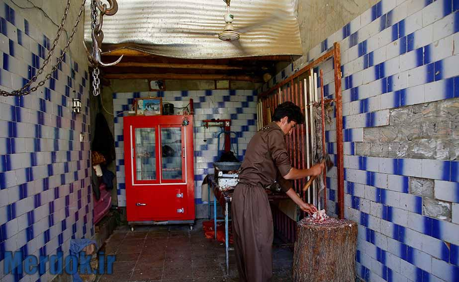به علت بیکاری و فقر اغلب مردم توانایی خرید مواد غذایی پروتئینی همچون گوشت را ندارند.