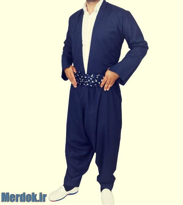لباس کردی مردان