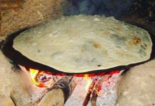 نان ساجی