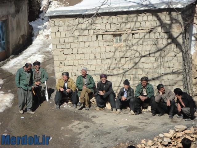 مراسم کشکک روستای رزاب