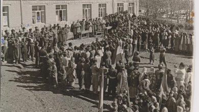 جشن 2500 ساله در پاوه و روستای خانقاه