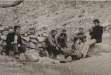 سیدرحیم فیضی ومحمد عباسی درجمع معلمین روستای خانقاه